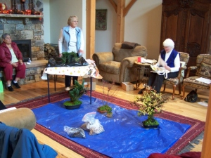 Bonsai Design at the Dogwood Garden Club